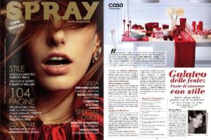 ele spray magazine