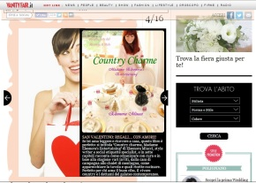 Country Charme su Vanityfairstyle