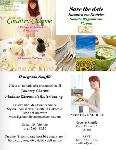 Invito presentazione libro a Verona