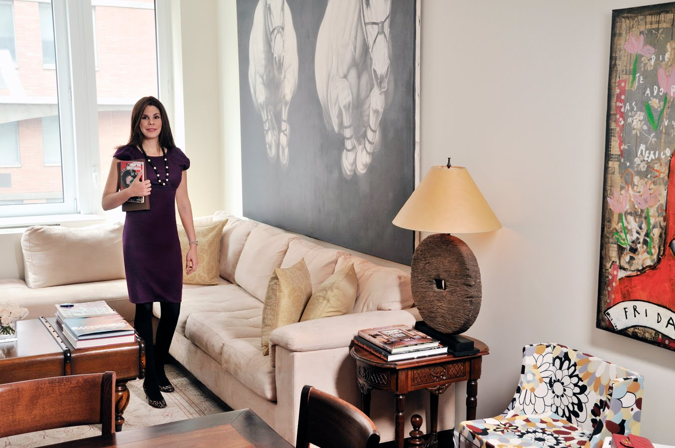 Maria gabriela brito interview interior designer and for Siti di interior design